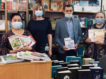 Международный день школьных библиотек отметили в Алматы