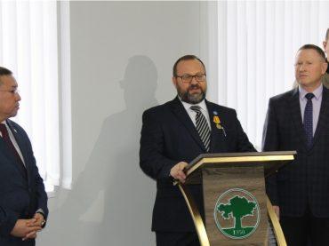 В Атырау руководитель «Былины» Андрей Короблев был награжден медалью «Память героев отечества»