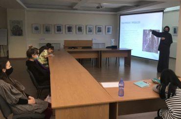 Школьники Нур-Султана познакомились со славянской мифологией