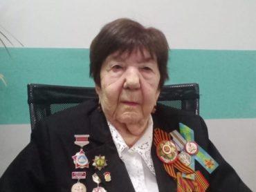 Участница Нюрнбергского процесса встретилась с казахстанскими школьниками