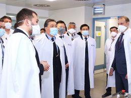 В Казахстане начато производство вакцины «Спутник V»