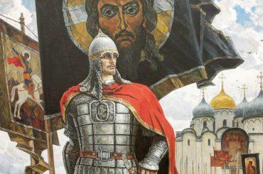 В Алматы установят памятник Александру Невскому к его 800-летию