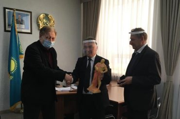 Российско-казахстанские спортивные связи будут развиваться