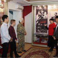 В год 75-летия Великой Победы в Уральске прошел урок мужества «За нами Москва»