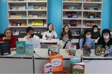 Казахстанцы приняли участие в VI Международном читательском форуме детей и взрослых «Узнаем друг друга! Книгами!».