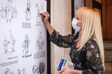 В День памяти Ф. М. Достоевского в казахстанском Семее открылась уникальная выставка