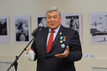 Выставка «Наш Гагарин» открылась в Русском доме в Нур-Султане