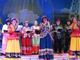 175-летие Джамбыла Джабаева, фото и видео, Актобе, Славяне