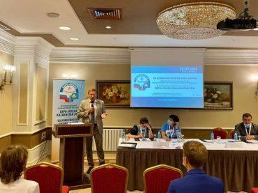 Промышленная выставка Expo-Russia Kazakhstan 2021