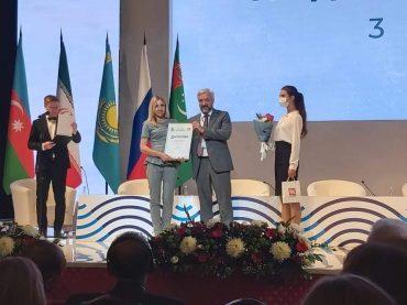 Журналист «Былины» стал лауреатом международного конкурса!!!