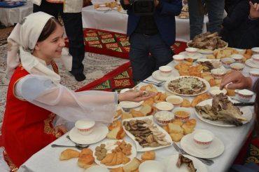 Фестиваль казахской кухни прошёл в Атырау
