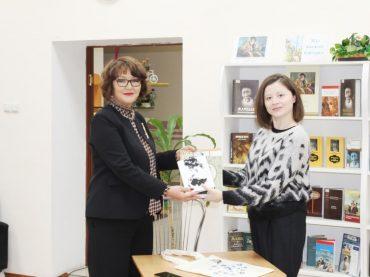 🔰 Русский дом в Нур-Султане поддержит столичные библиотеки 📚